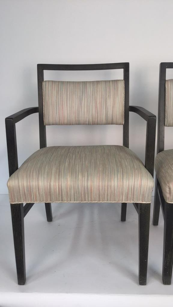 Set of 4 Vintage Chairs - 4