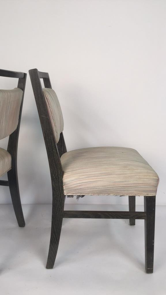Set of 4 Vintage Chairs - 7