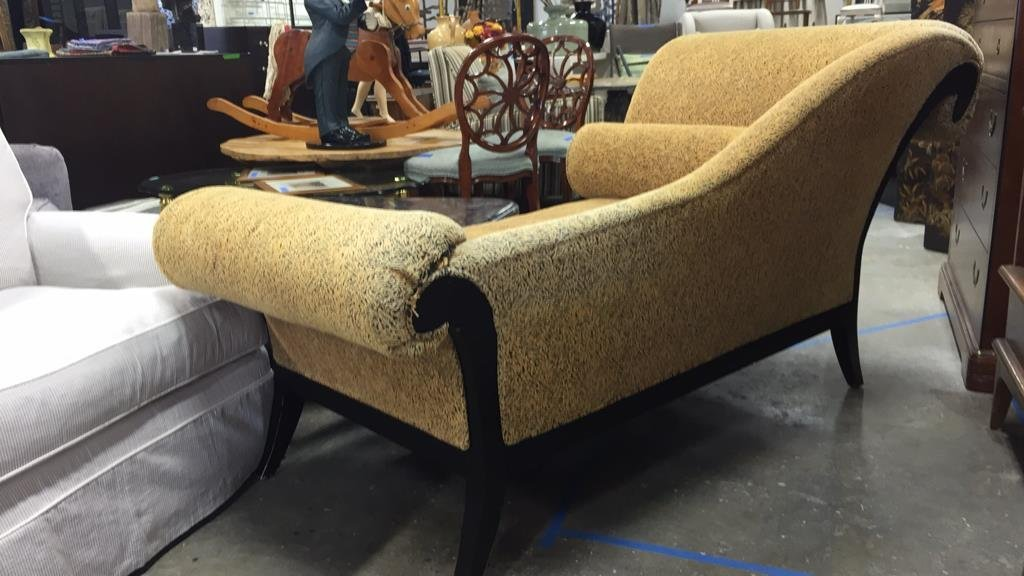 THAYER COGGIN Scrollback Chaise Lounge - 3