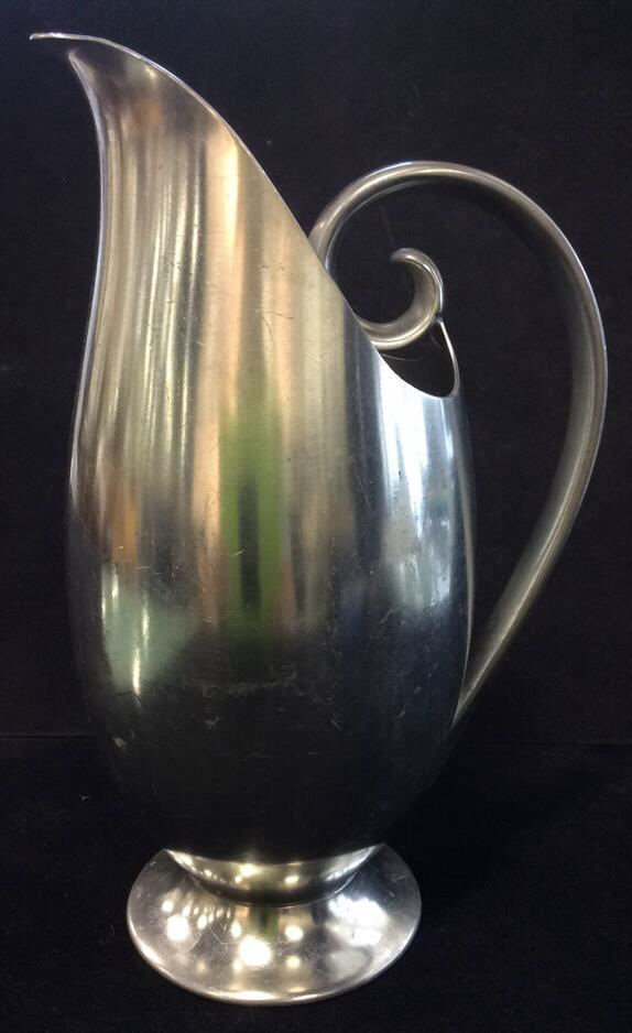 Marked Royal Holland Pewter Pitcher