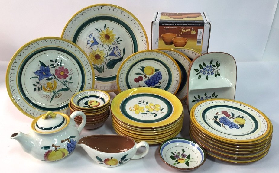 Group Lot 35+ STANGL Pottery