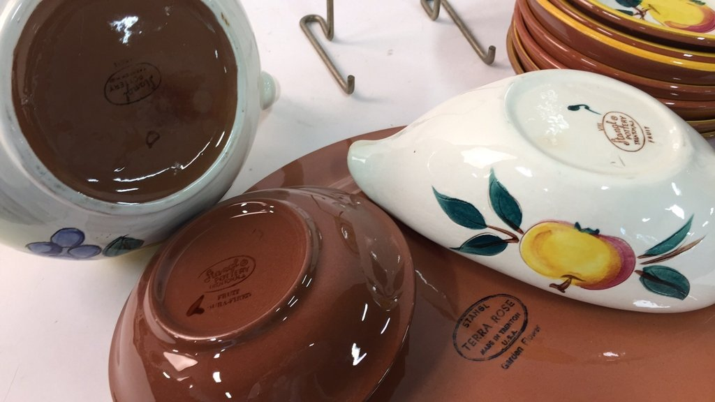 Group Lot 35+ STANGL Pottery - 5