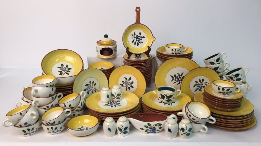Group Lot 110+ Signed STANGL Pottery - 2