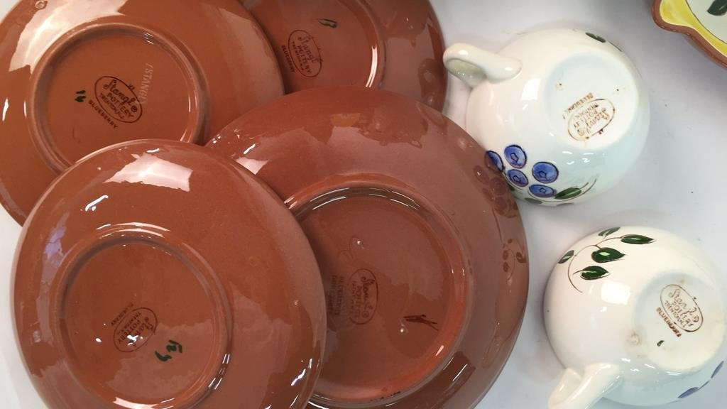 Group Lot 110+ Signed STANGL Pottery - 6