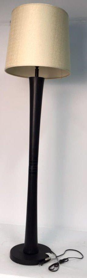 Modern Hourglass Shape Standing Lamp
