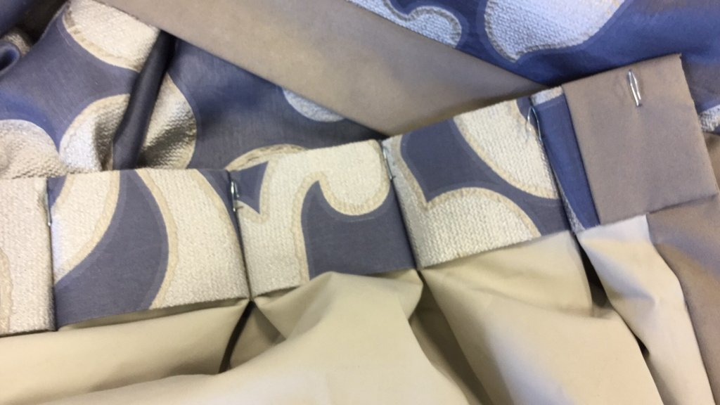 4 Panels Custom Window Treatments - 9