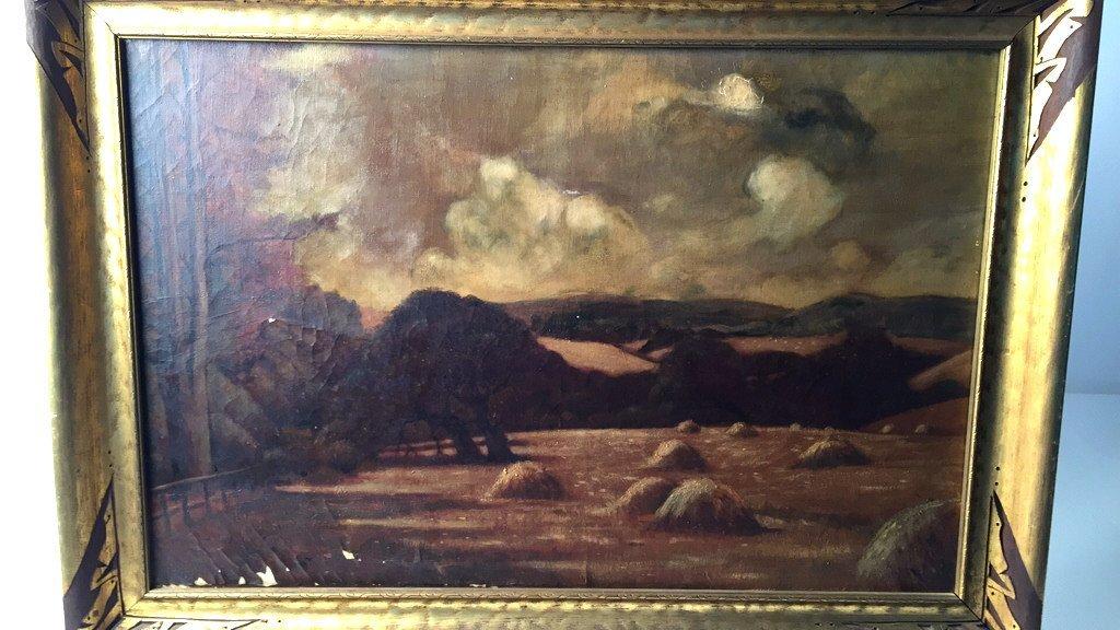 LEGER Galleries London Original Oil on Canvas - 2
