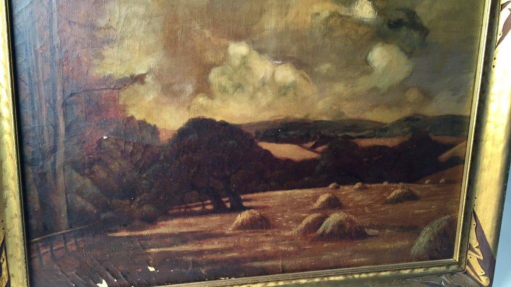 LEGER Galleries London Original Oil on Canvas - 3