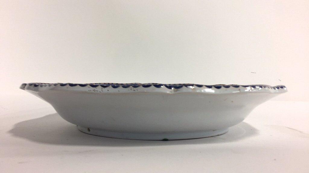 Hand Painted MAJOLICA Bowl - 5
