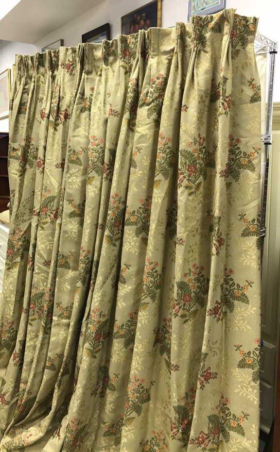 3 Sets Custom Window Treatments 6 Panels