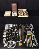 25 Piece Group Lot Costume Jewelry