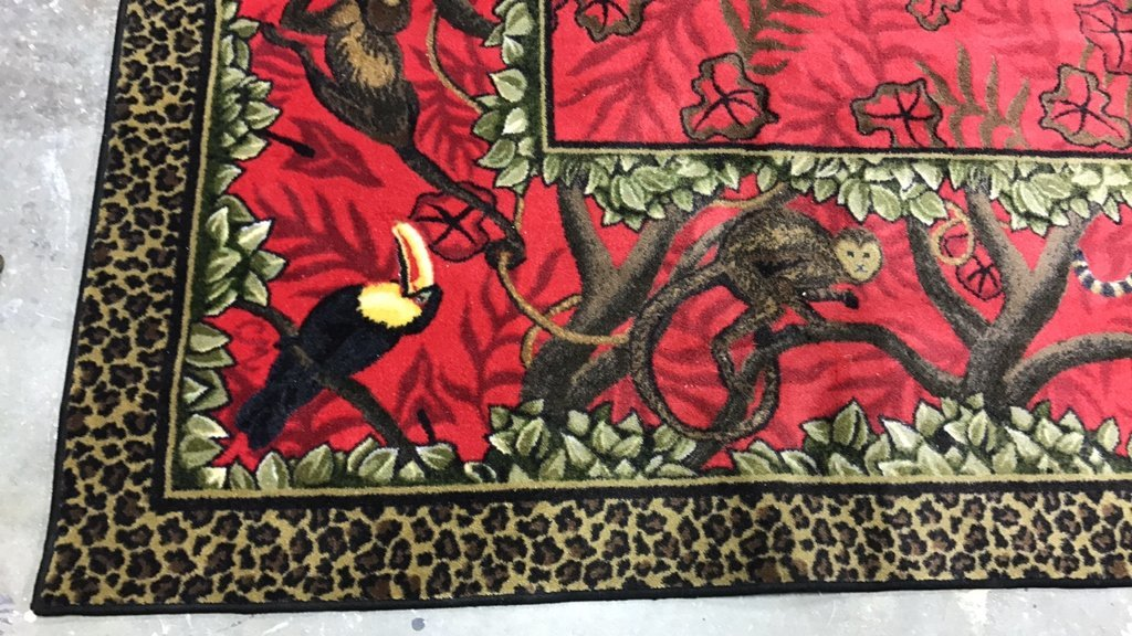 CLAIRE MURRAY Jungle Fantasy Carpet - 4