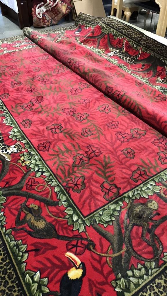 CLAIRE MURRAY Jungle Fantasy Carpet - 6