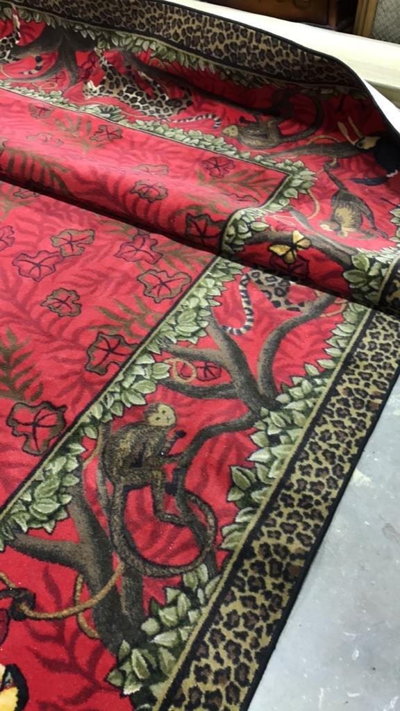 CLAIRE MURRAY Jungle Fantasy Carpet - 7