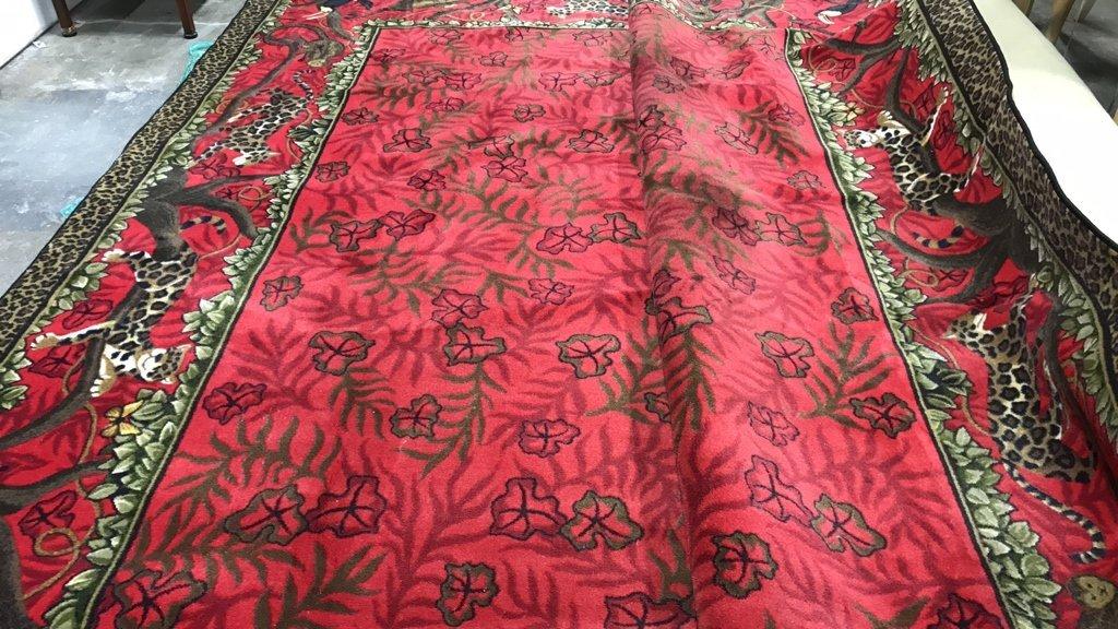CLAIRE MURRAY Jungle Fantasy Carpet - 8