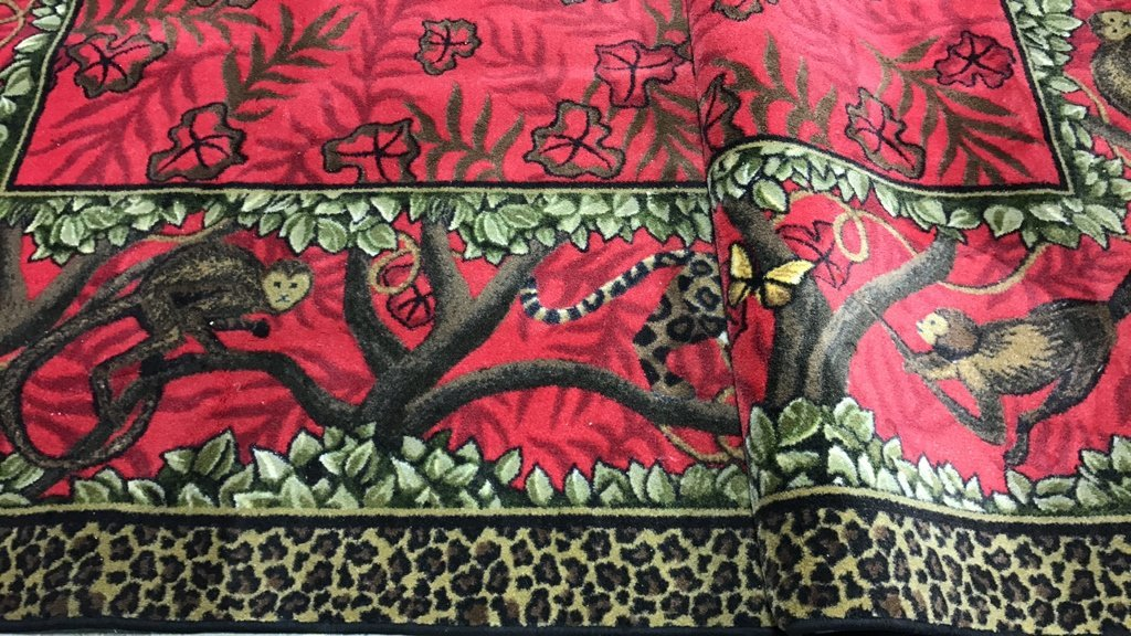 CLAIRE MURRAY Jungle Fantasy Carpet - 9