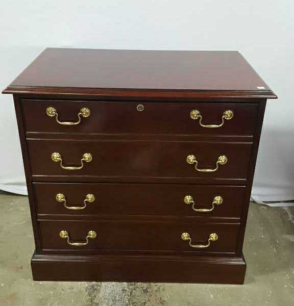 COUNCILL Two Drawer File Cabinet