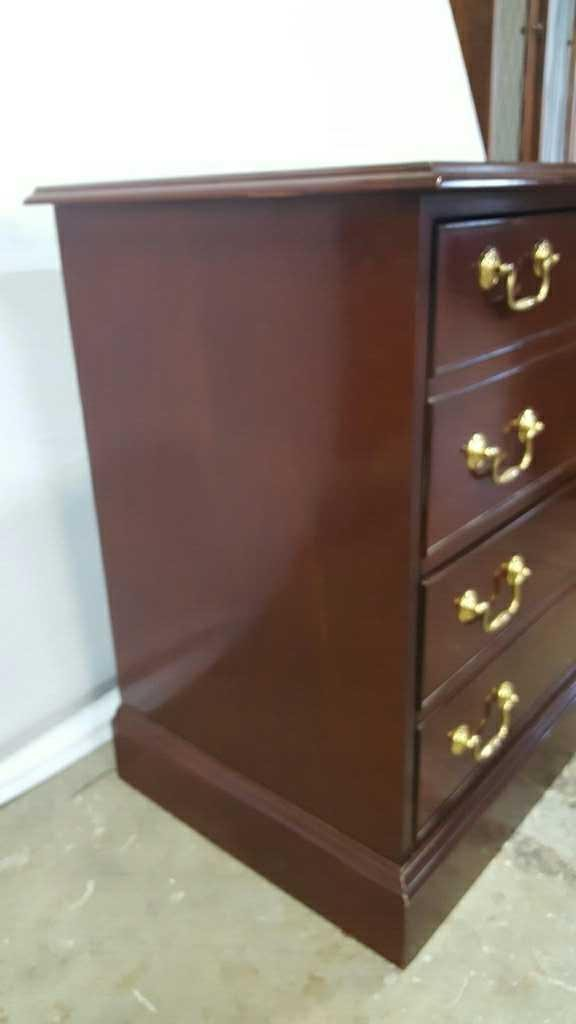 COUNCILL Two Drawer File Cabinet - 9