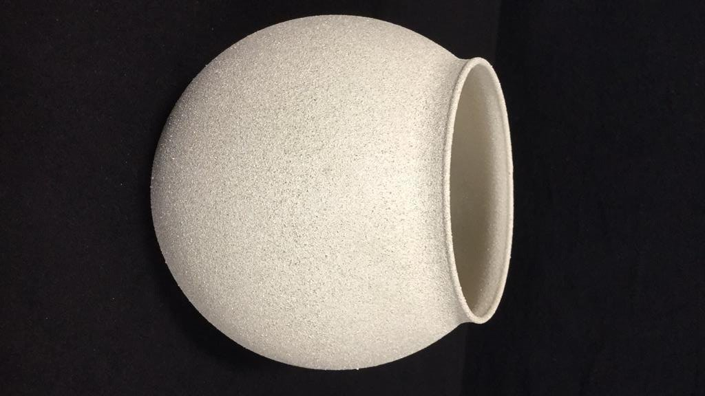 Group lot porcelain teapots pitcher vase signed - 2