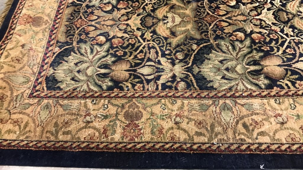 ANTIQUE TREASURES 100% Heat Set Olefin Rug - 2