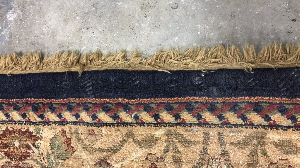 ANTIQUE TREASURES 100% Heat Set Olefin Rug - 5