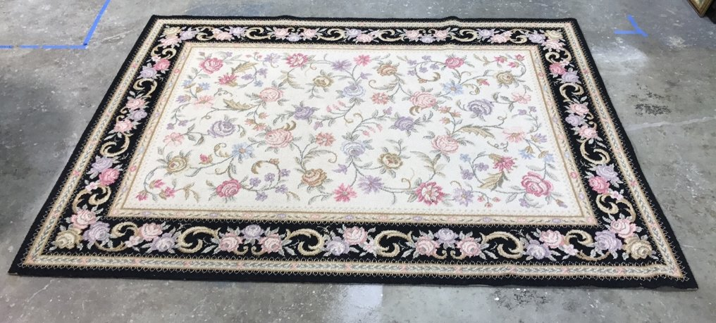 NOUVEAU BELGOTEX Carpet 100% Wool Rug