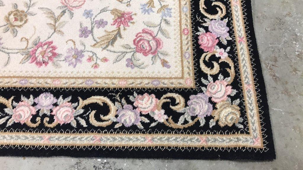 NOUVEAU BELGOTEX Carpet 100% Wool Rug - 2
