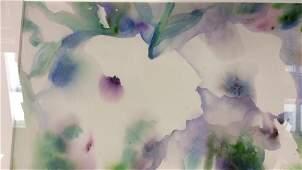 Lita Schwartzberg Floral Watercolor