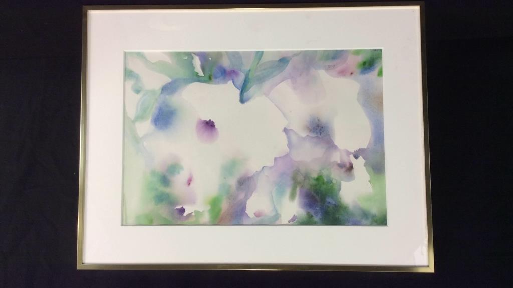 Lita Schwartzberg Floral Watercolor - 2