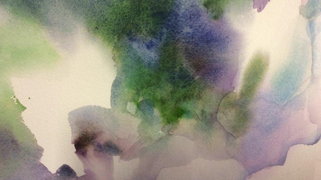 Lita Schwartzberg Floral Watercolor - 8