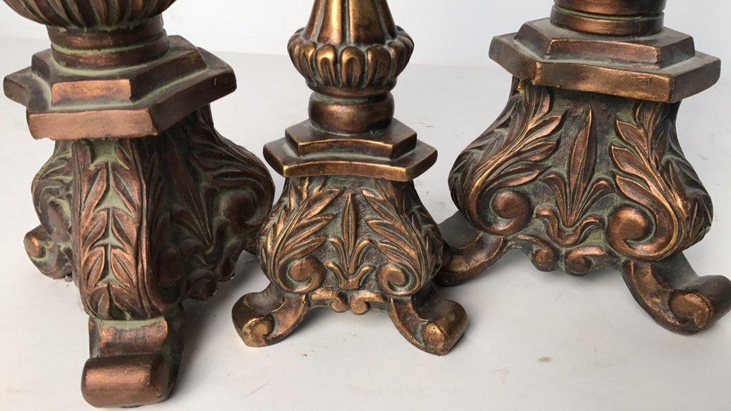 BALLARD DESIGN Victorian Style Candlesticks - 8