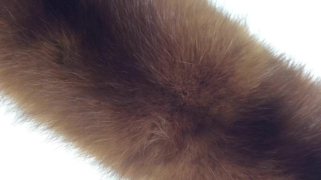 Sable Fur Collar - 4