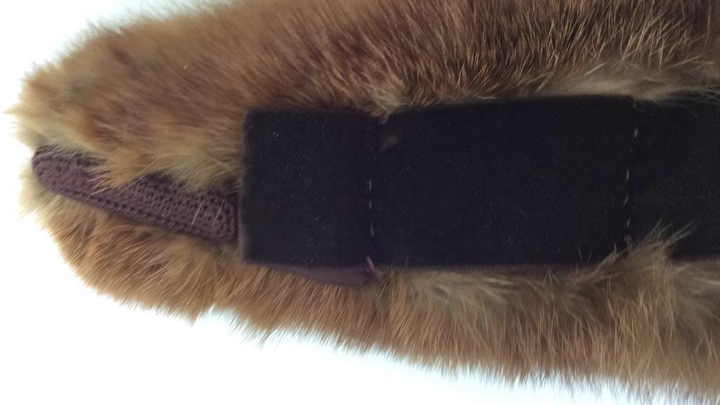 Sable Fur Collar - 5