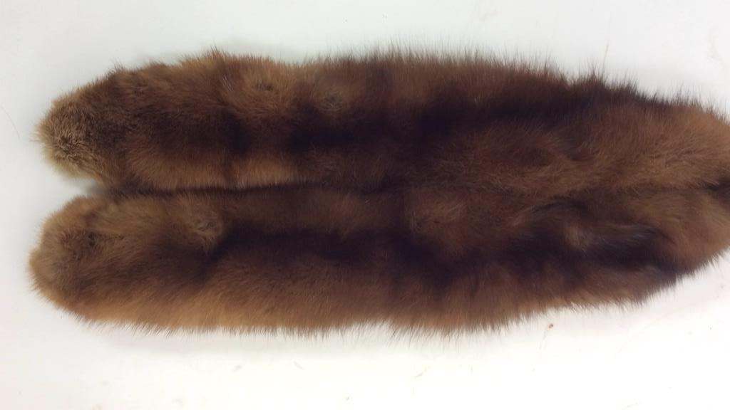 Sable Fur Collar - 7
