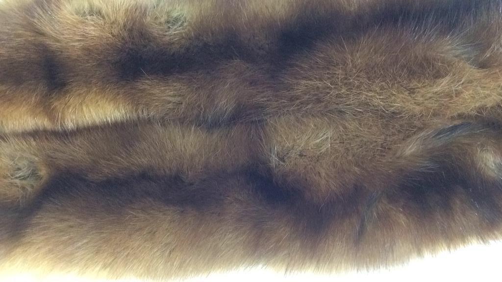 Sable Fur Collar - 8