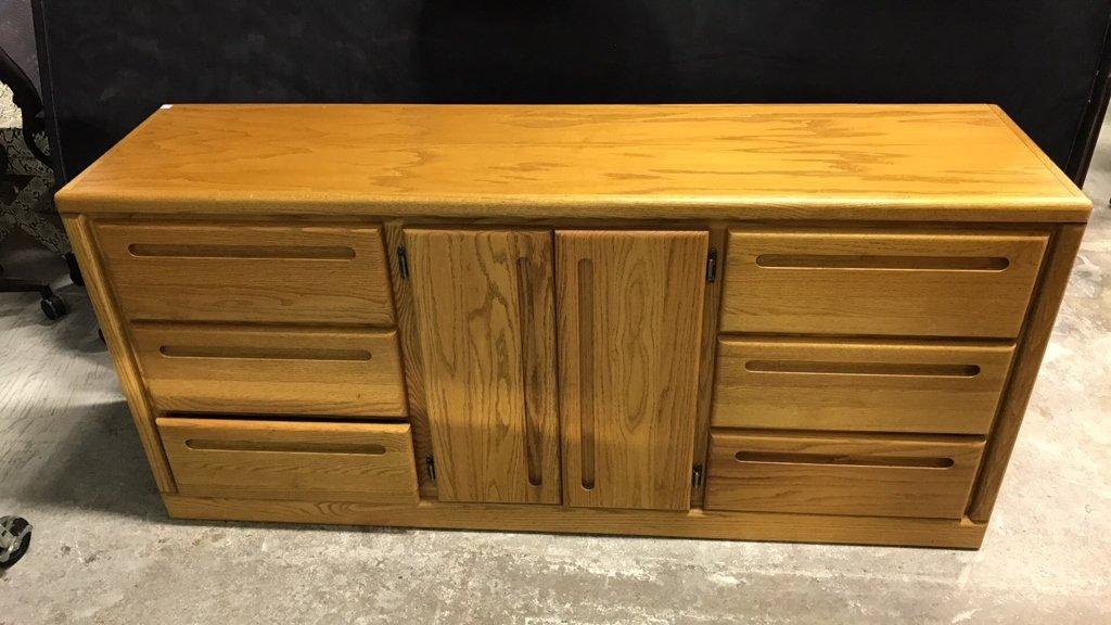 Mid Century Modern Dresser