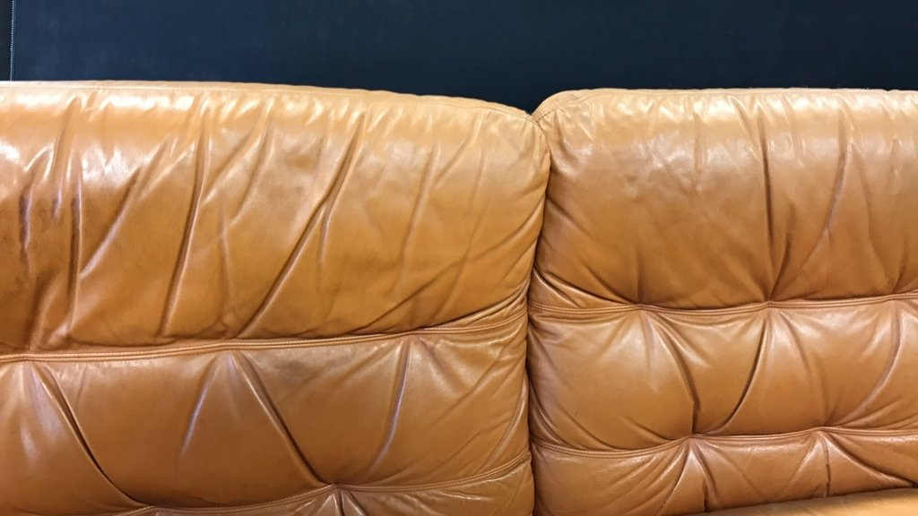 Set Upholstered Sofa & Club Chairs - 5