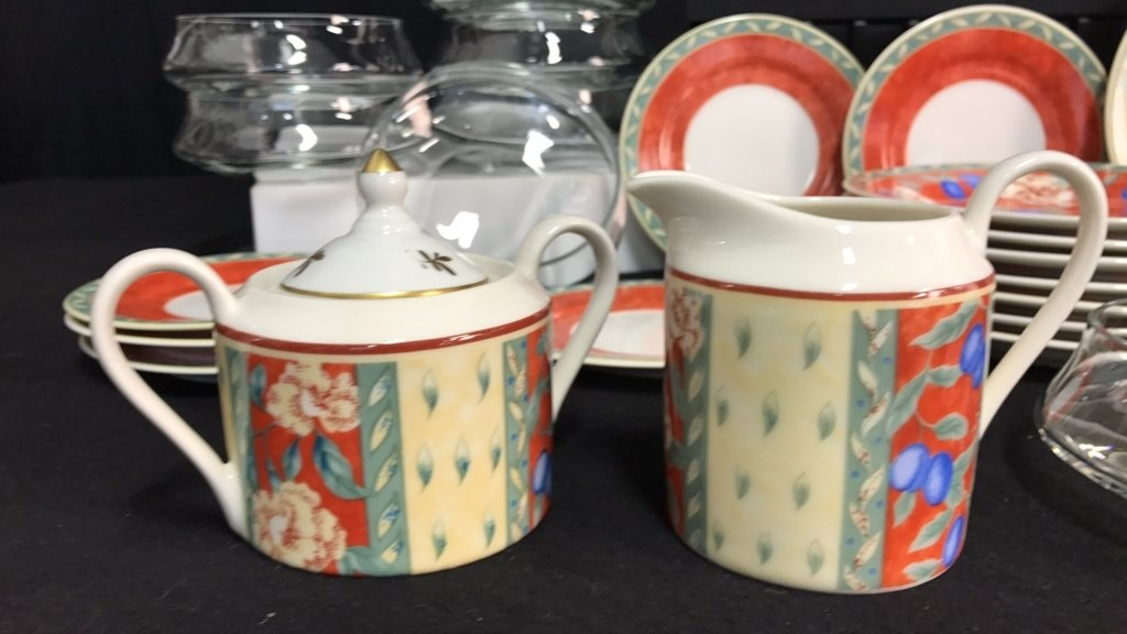 Partial Collection PTS INTERNATIONAL Porcelain - 2