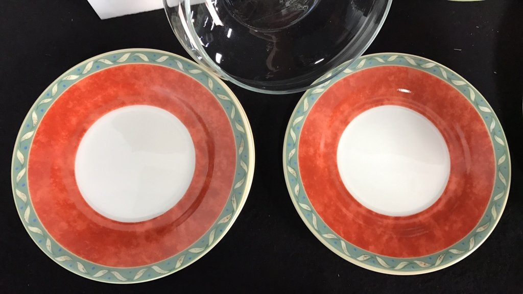 Partial Collection PTS INTERNATIONAL Porcelain - 8
