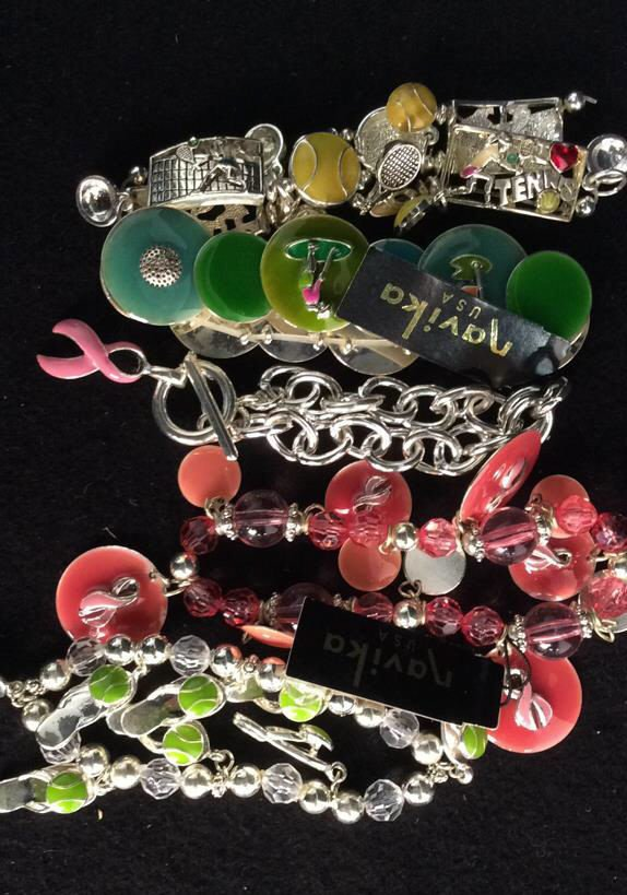 5 NEW Theme Charm Bracelets