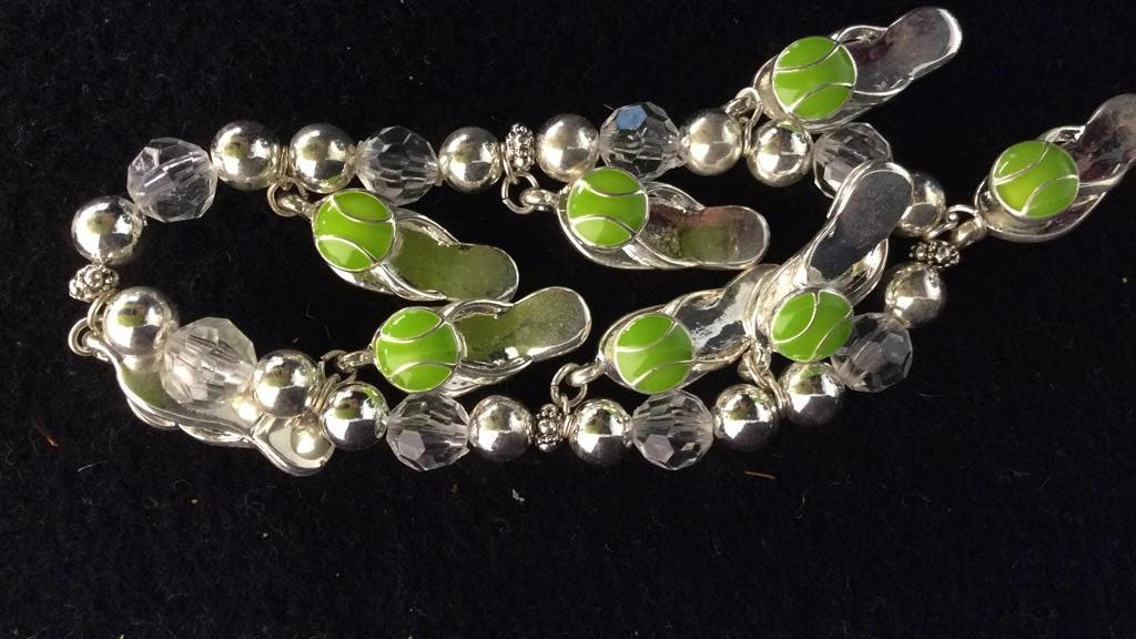 5 NEW Theme Charm Bracelets - 5