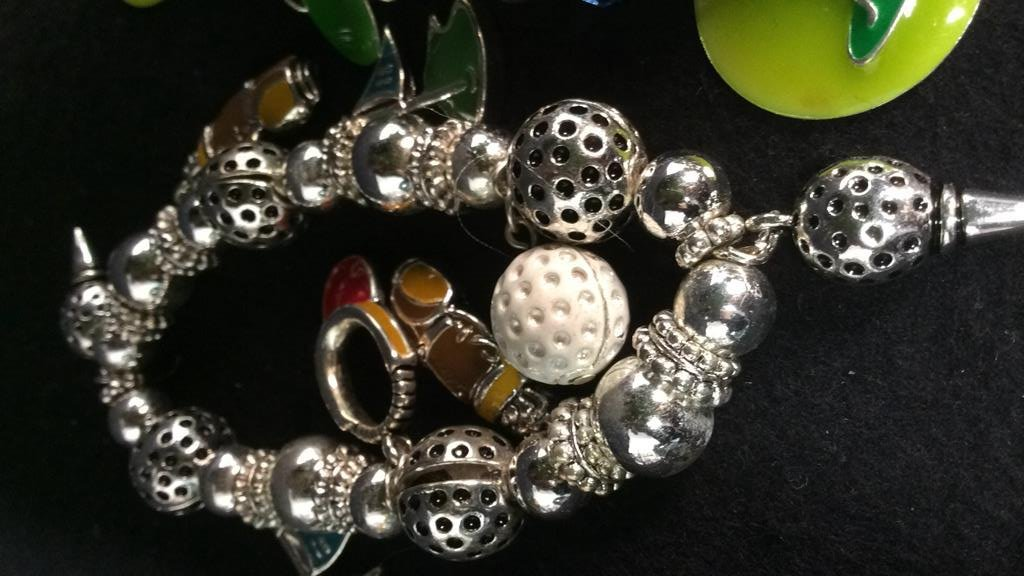 Group 14 NEW Theme Charm Bracelets - 2