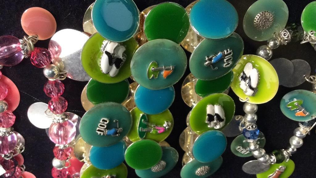 Group 14 NEW Theme Charm Bracelets - 4
