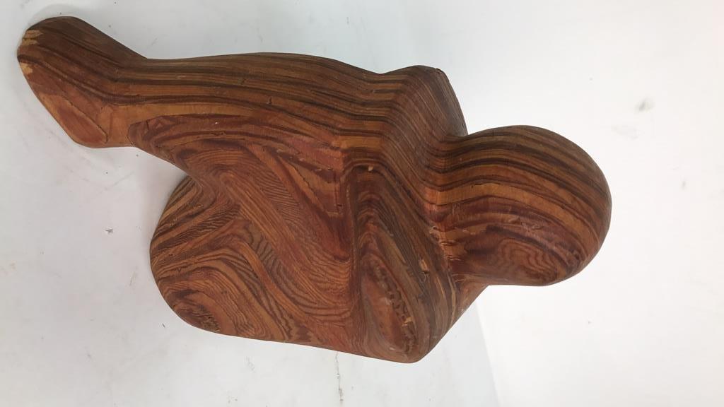 Carved Sculpture Figure Human Form - 5