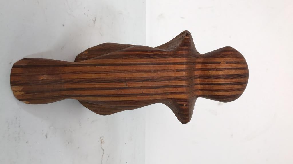 Carved Sculpture Figure Human Form - 9