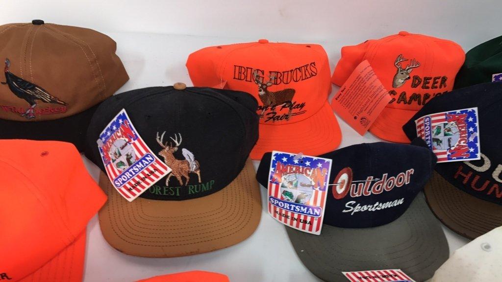Hunting Theme AMERICAN SPORTSMAN New Baseball Caps - 2