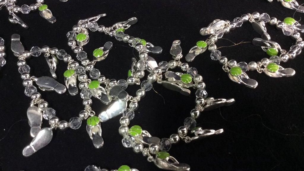 20 New NAVIKA USA Charm Bracelets - 2