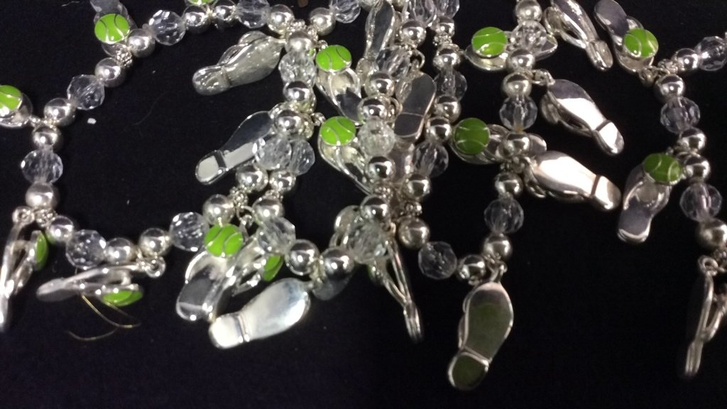 20 New NAVIKA USA Charm Bracelets - 4