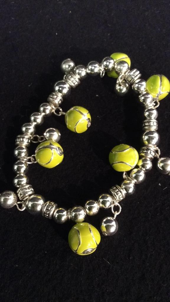 10 new NAVIKA USA charm bracelets - 2