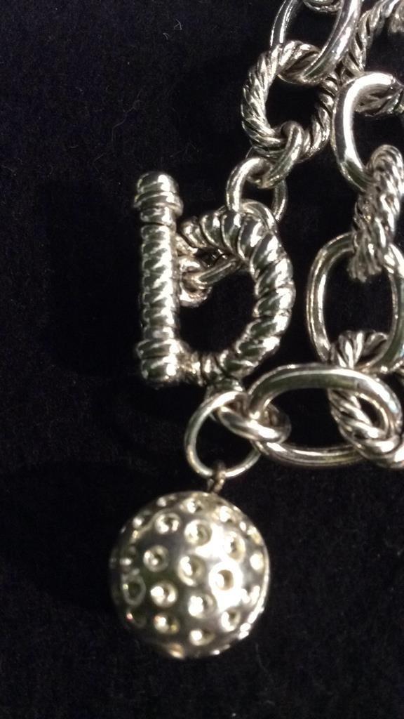 10 new NAVIKA USA charm bracelets - 6